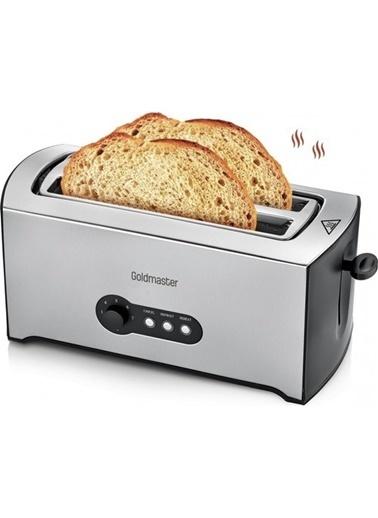 Goldmaster PT-3246 ProGrano Ekmek Kızartma Makinesi Renkli